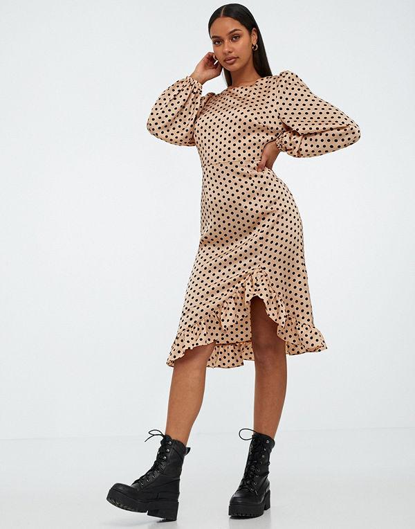 Glamorous Dot Dress