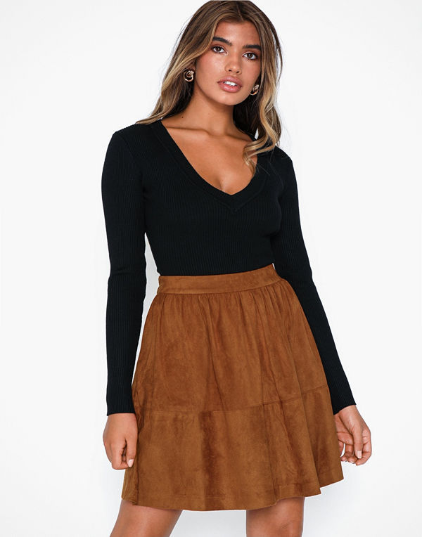 Vila Vichoose Hw Skirt/Ki