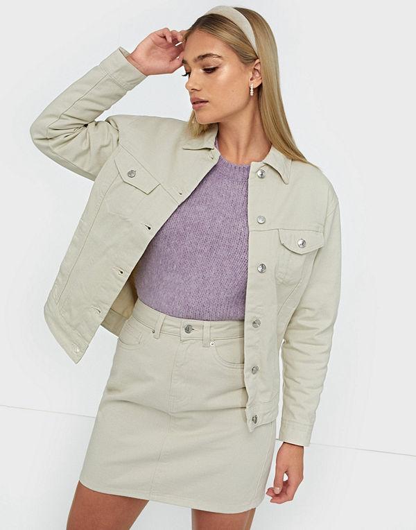Vero Moda Vmkatrina Ls Loose Jacket Ga Color