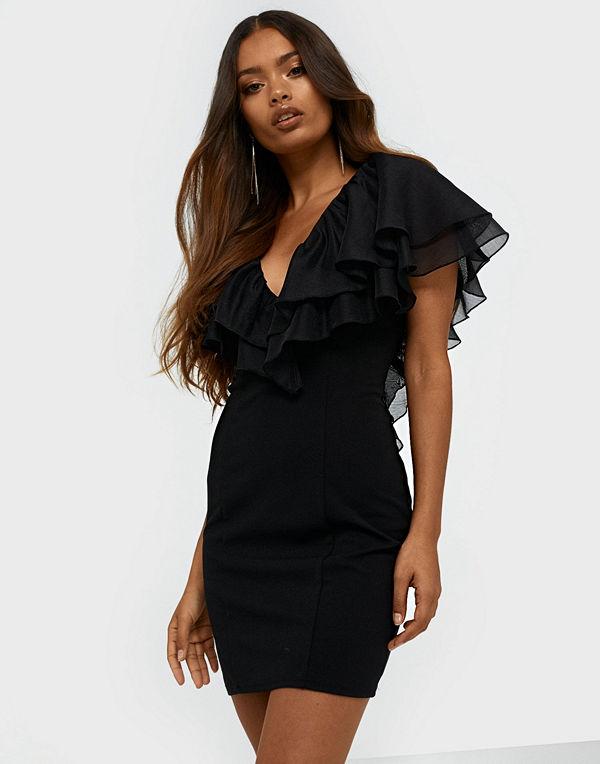 Köp NLY Trend Love Dress Svart   Klänningar