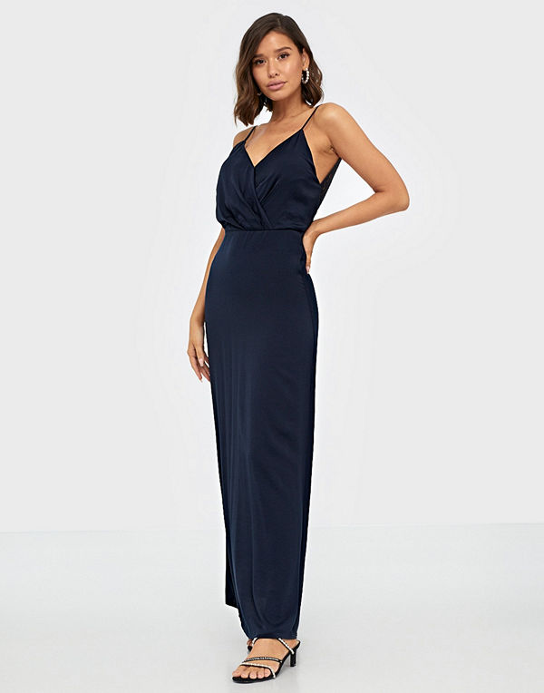 Vila Vivinupa S/L Maxi Dress/1