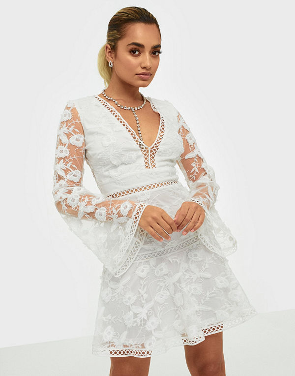 Love Triangle Orange Blossom Dress