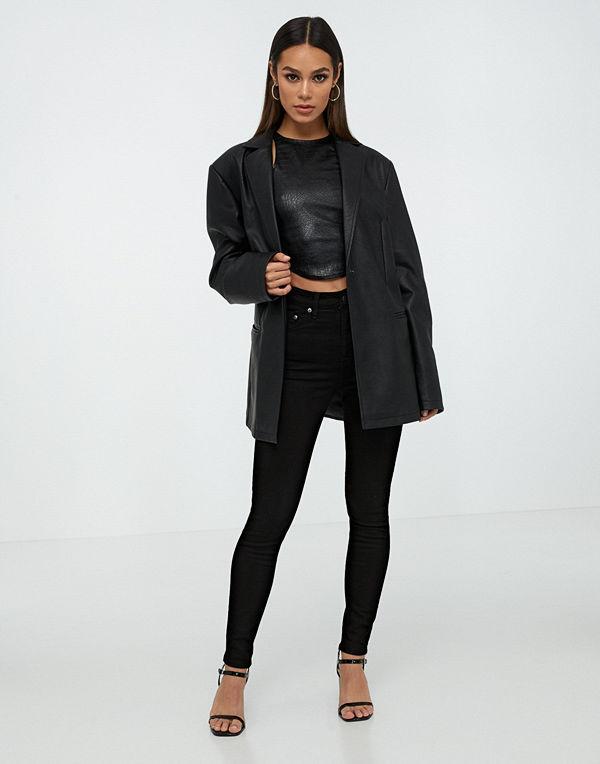 Nudie Jeans Hightop Tilde Ever Black