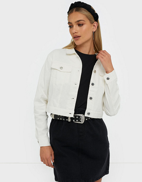 NLY Trend Cropped Trucker Jacket