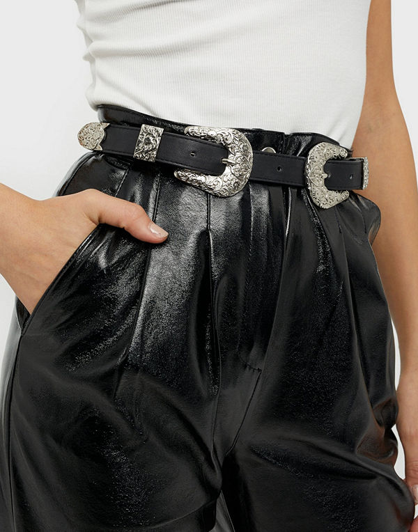 NLY Accessories Double Western Belt