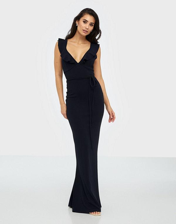 Missguided Frill Maxi Dress