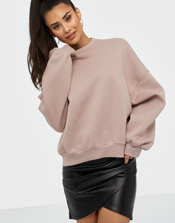 NLY Trend Perfect Chunky Sweater Mauve