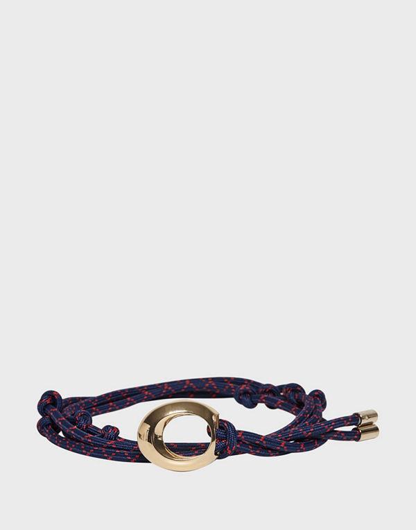 Only Onlrope Waist Tie Belt