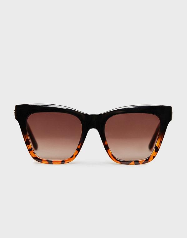 River Island Chain Arm Glam Sunglasses