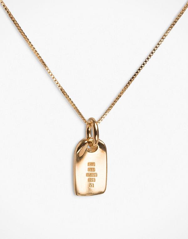 Cornelia Webb halsband Folded Necklace S