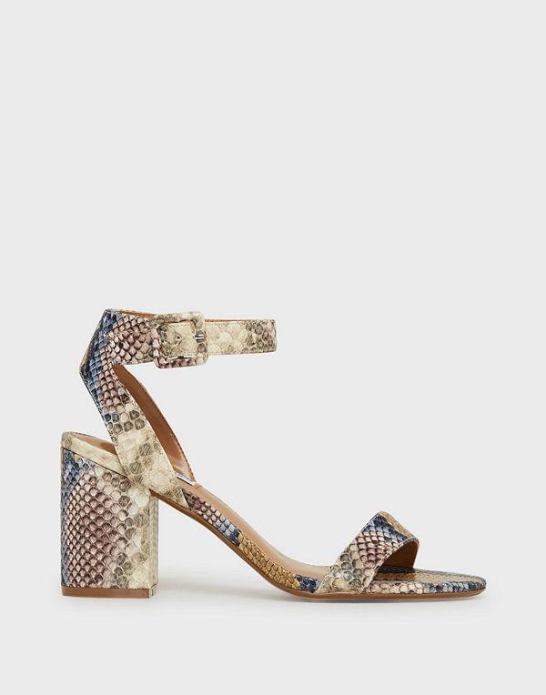 Steve Madden Malia Snake Sandal