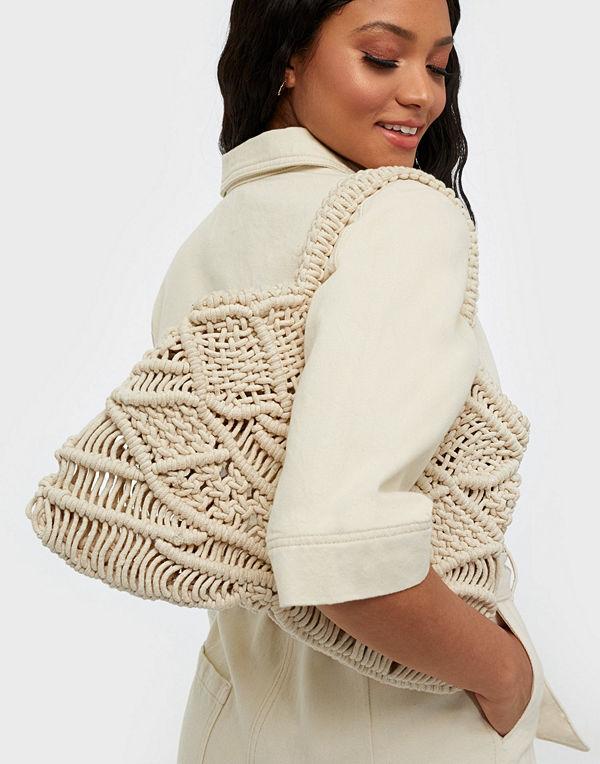 Pieces Pcnanna Crochet Bag Sww