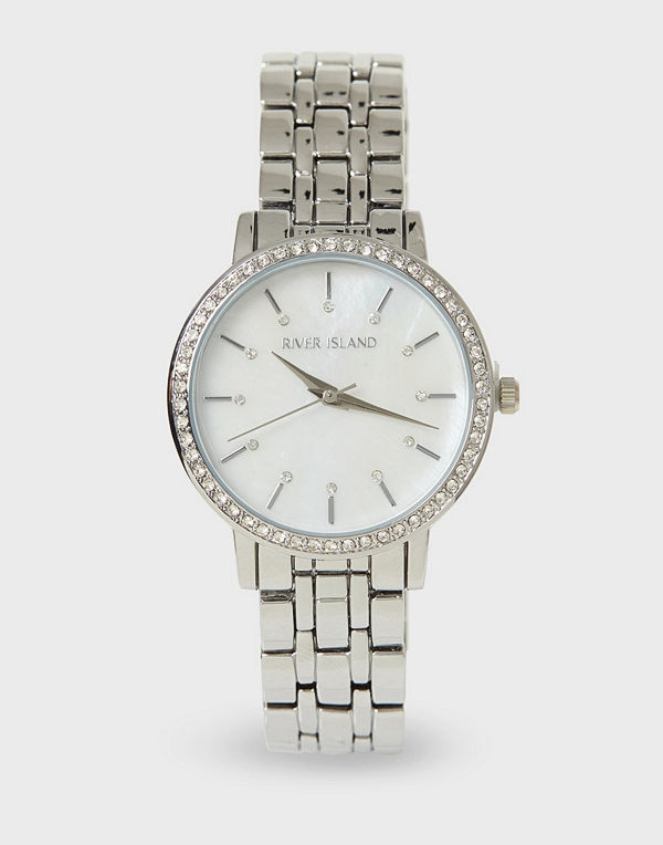 River Island Pave Watch