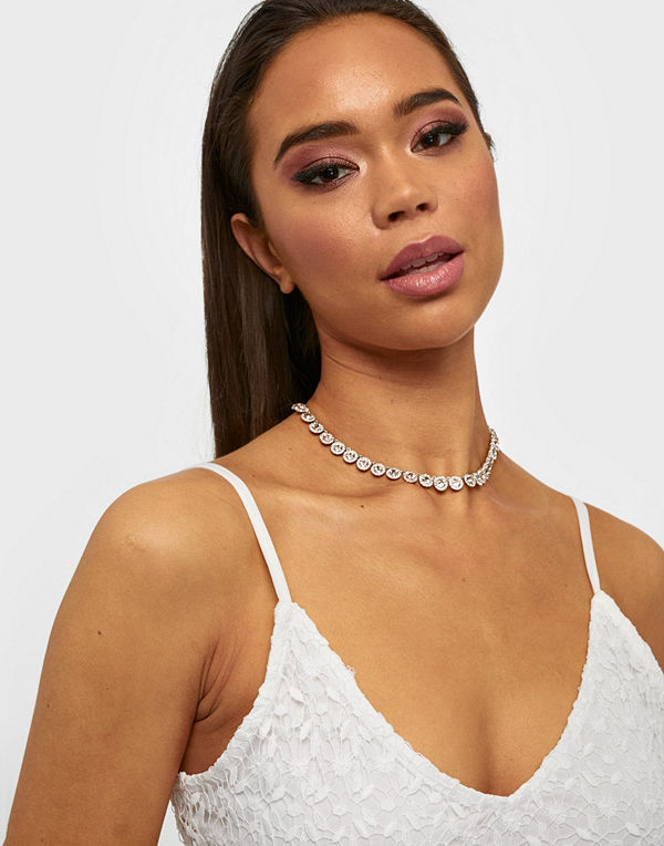 Lily and Rose halsband Sofia avantgarde necklace