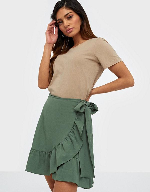 Vero Moda Vmcita Bobble Wrap Skirt Color