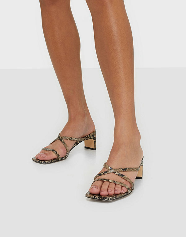 NLY Shoes Classy Heel Sandal