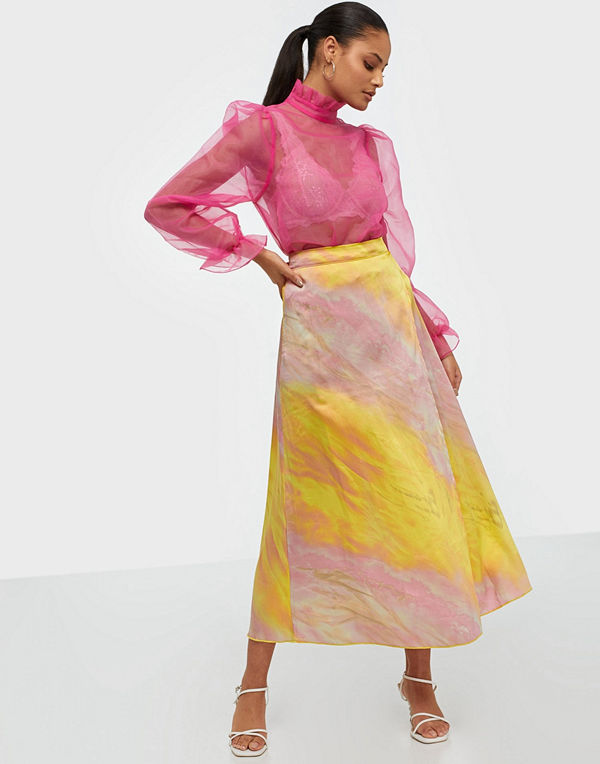 co'couture Rainbow Skirt