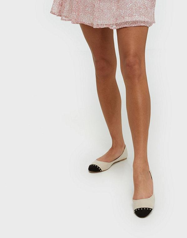 NLY Shoes Toe Cap Ballerina