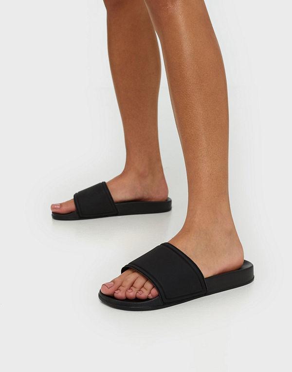 Pieces Psnika Solid Sandal Sww