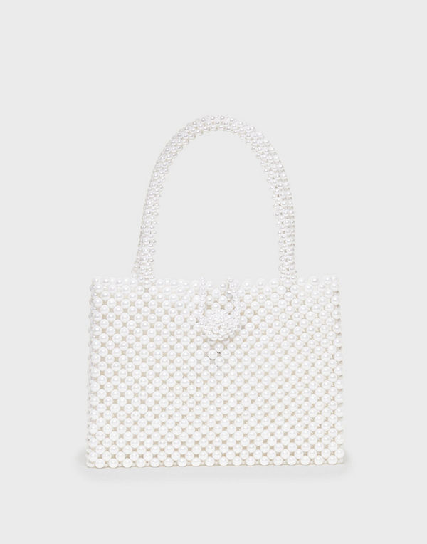 Faithfull the Brand Agata Bead Bag