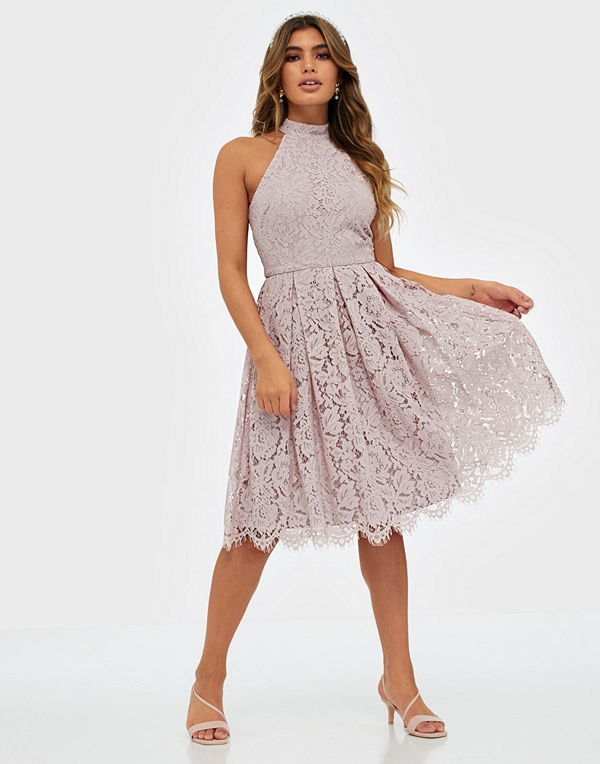 NLY Trend Blinding Lace Midi Dress