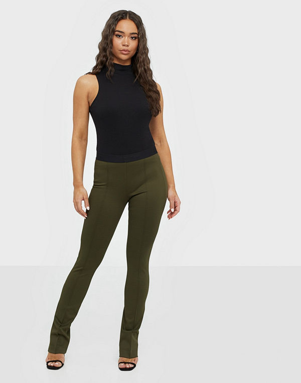 Helmut Lang Full Length Flare Legging