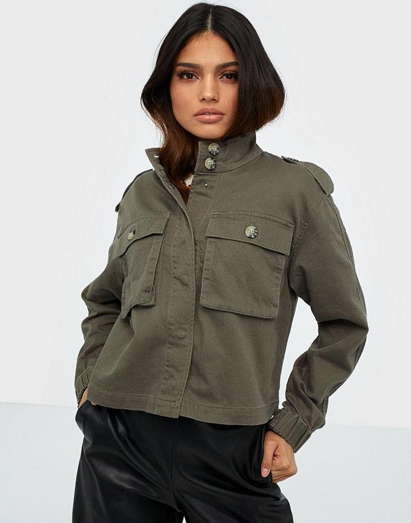 Vero Moda Vmmolli Ls Short Jacket Ki