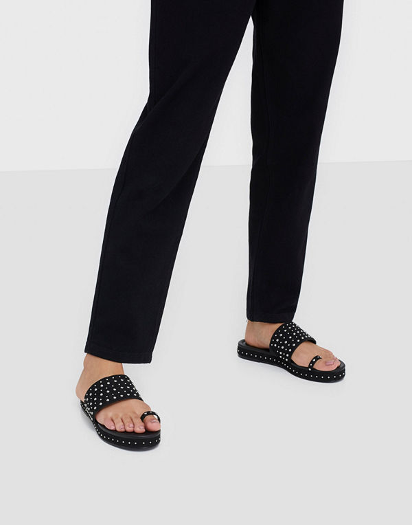 NLY Shoes Studded Slip In