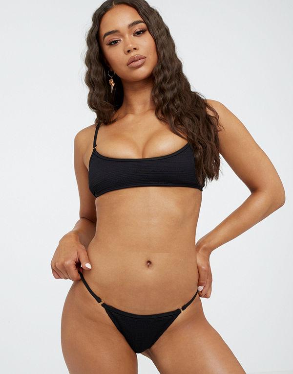 South Beach Hi Leg Bikini Bottom