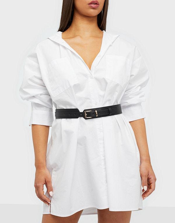 NLY Accessories Slim Strap Waist Belt