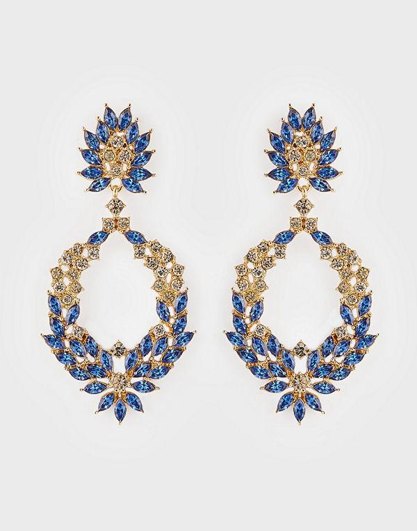Pieces örhängen Pcmargot Earrings Gold