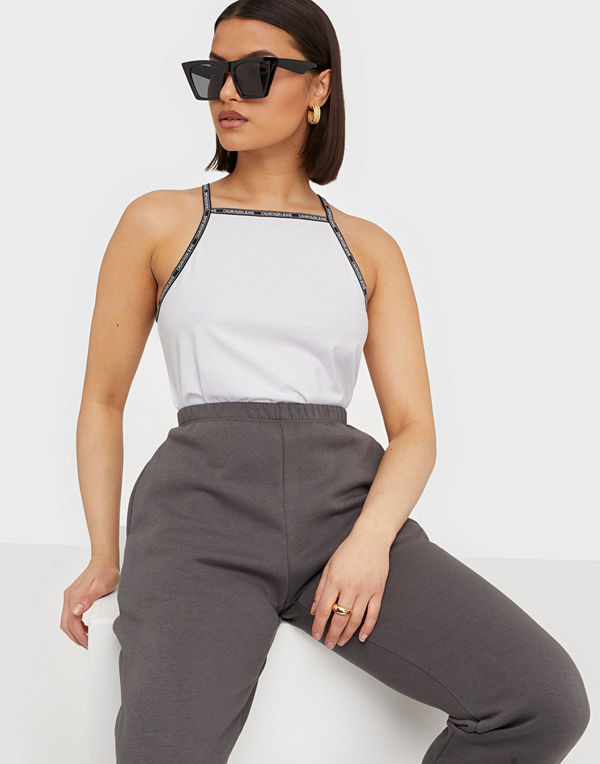 Calvin Klein Jeans LOGO TRIM TANK TOP