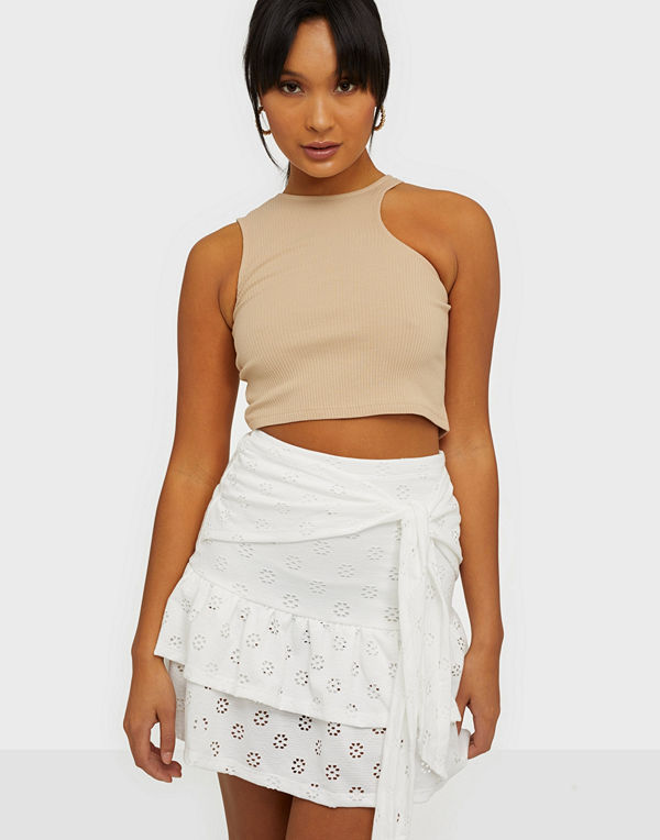 NLY Trend Flirty Frill Skirt