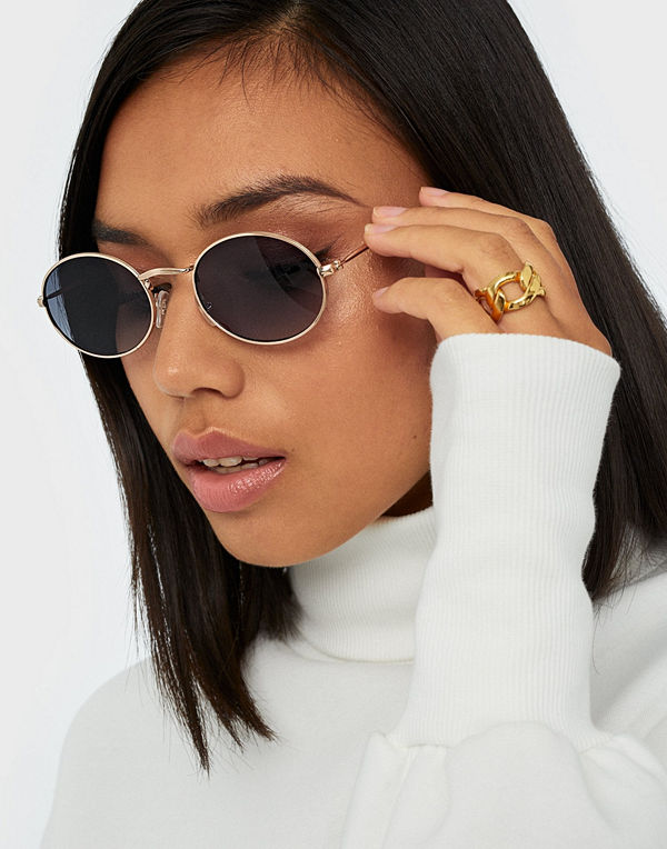 NLY Accessories Soft Retro Sunglasses