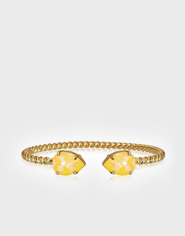 Caroline Svedbom armband Mini Drop Bracelet Gold