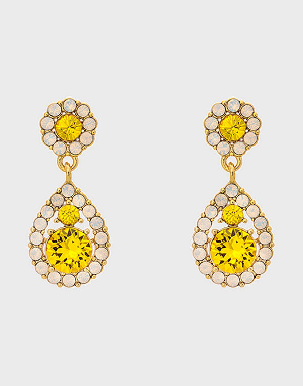 Lily and Rose örhängen Petite Sofia Earrings Gold