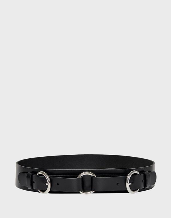 Only Onlabigail Leather Waist Belt Cc