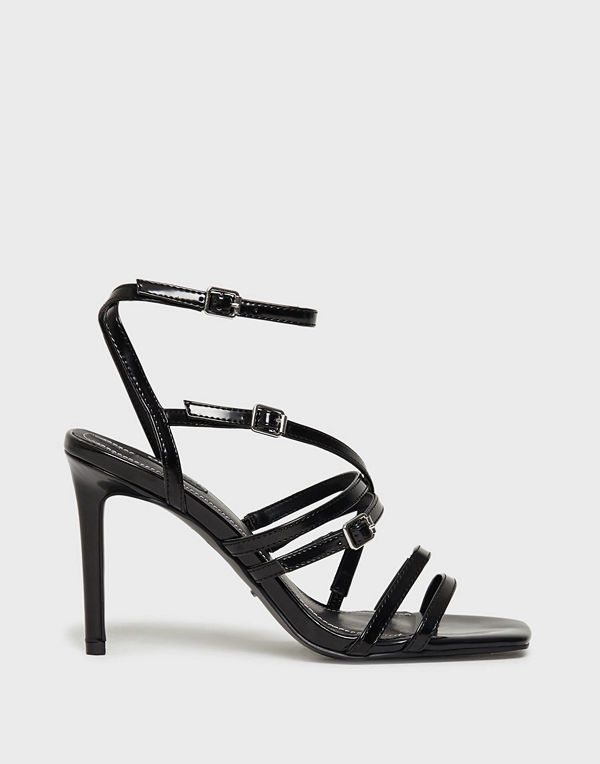 Only Onlalyx-3 Pu Heeled Sandal