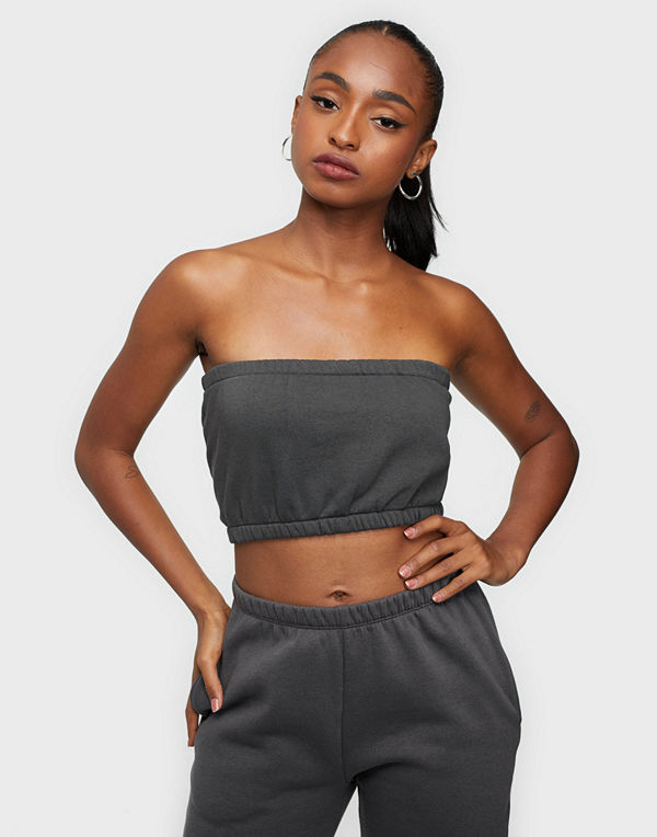 NLY Trend Sweat Tube Top