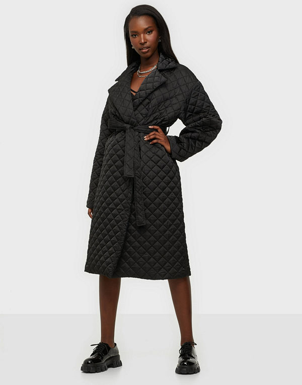 Gina Tricot Uma Quilted Coat