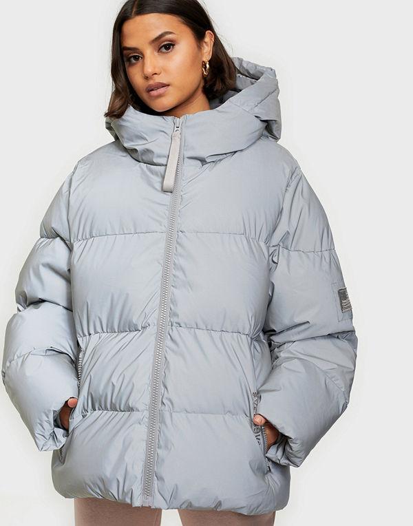 Svea Short Padded Hood Jacket