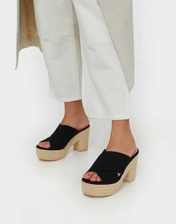 NLY Shoes Summer Platform Mule