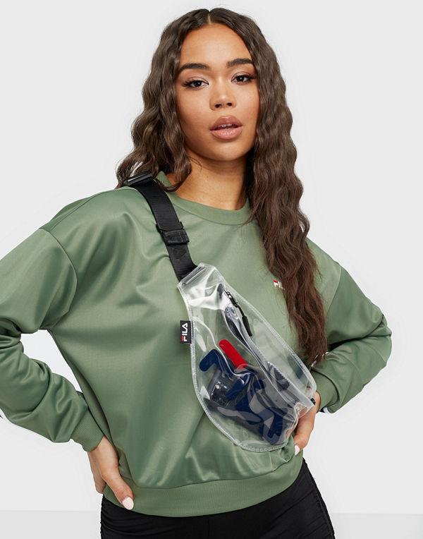 Fila mönstrad väska WAIST BAG SLIM PLASTIC