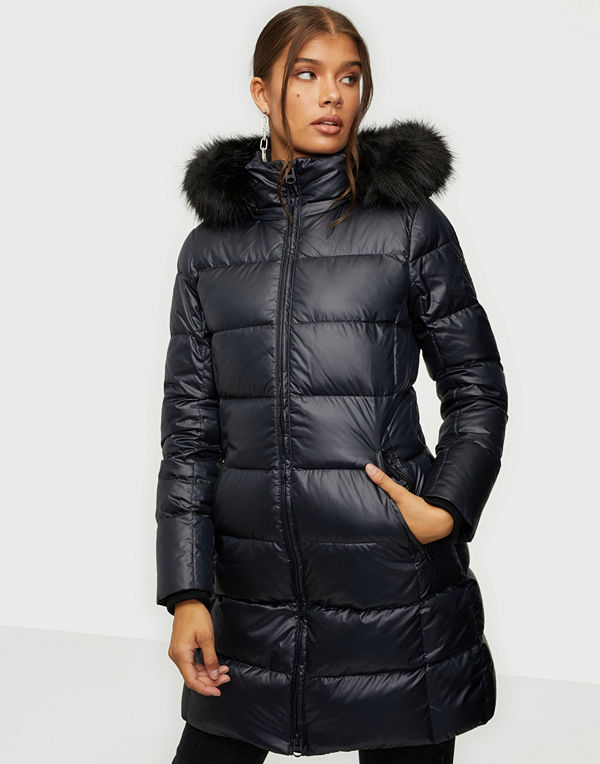 Calvin Klein ESSENTIAL REAL DOWN COAT