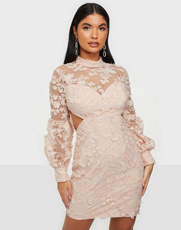 Love Triangle Gossamer Wing Dress