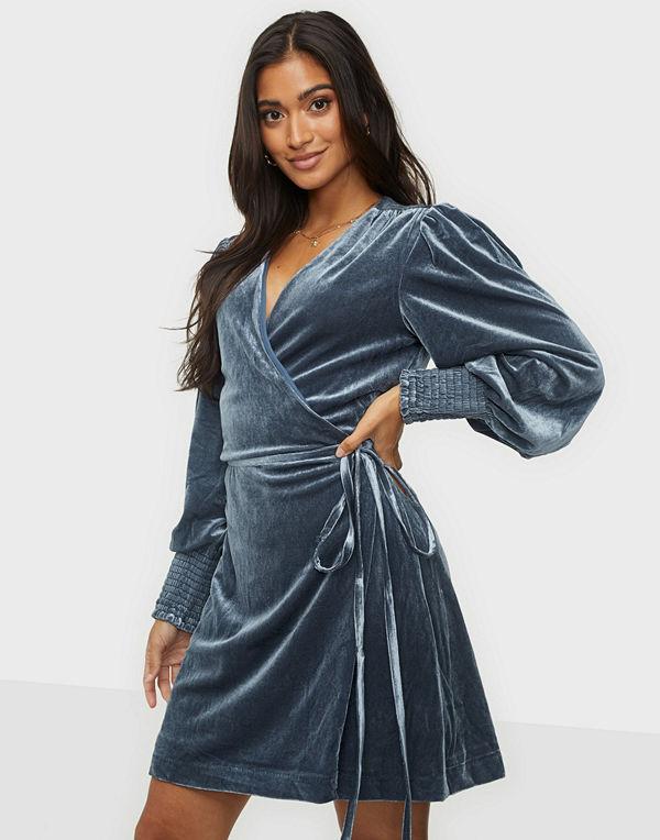 Bardot Bernie Velour Dress