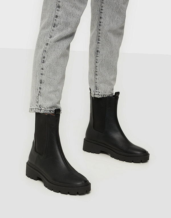 NLY Shoes High Ankle Chelsea Boot