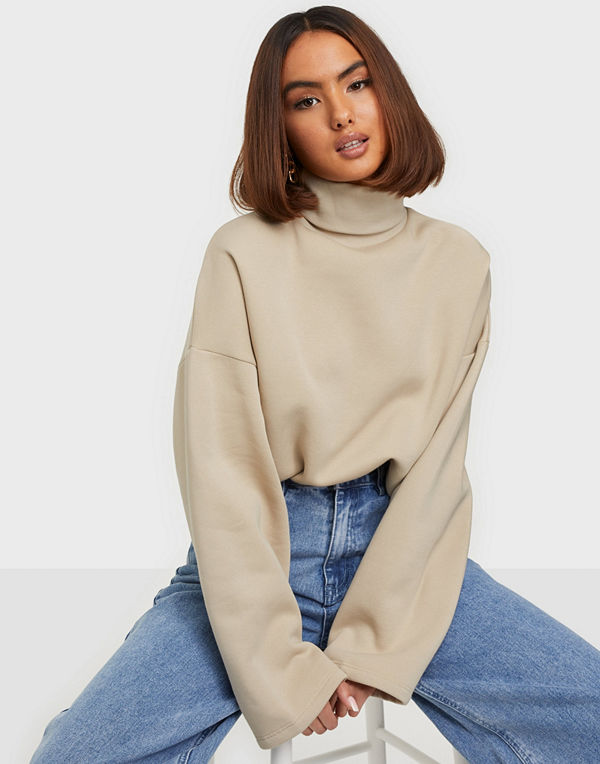 NLY Trend Effortless Polo Sweat