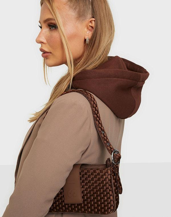 SILFEN brun väska Yasmin