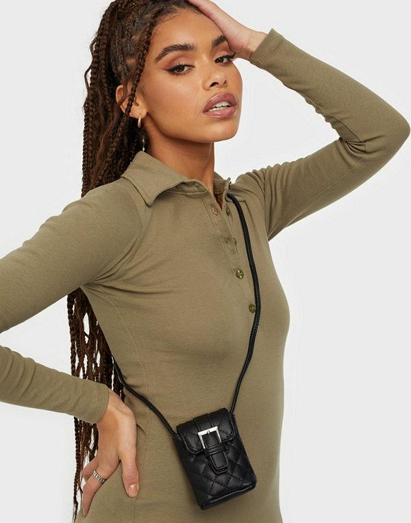 Glamorous svart väska Glamorous Mini Carry Case Bag